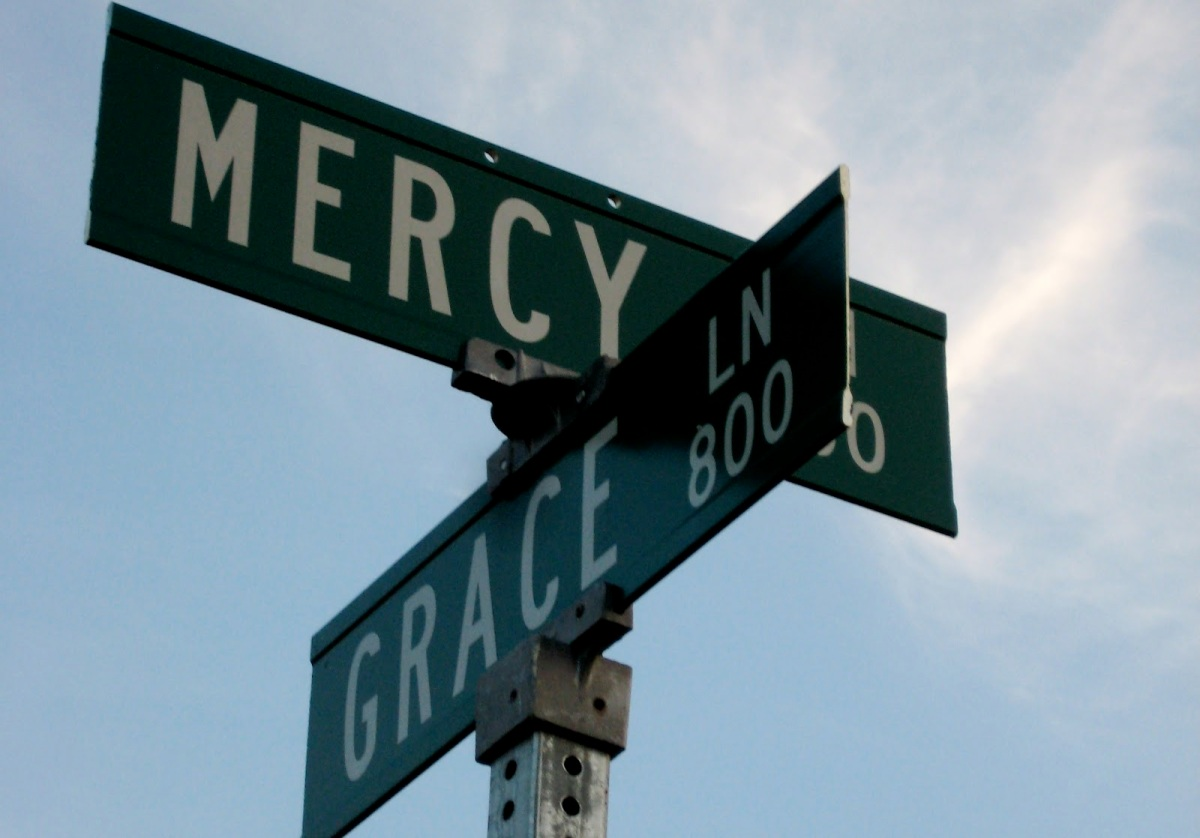 Living with Mercy