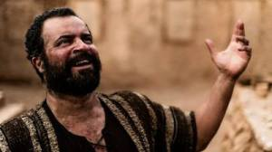 Abraham in The Bible miniseries
