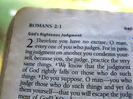 Be God's Light to the World (Romans2)