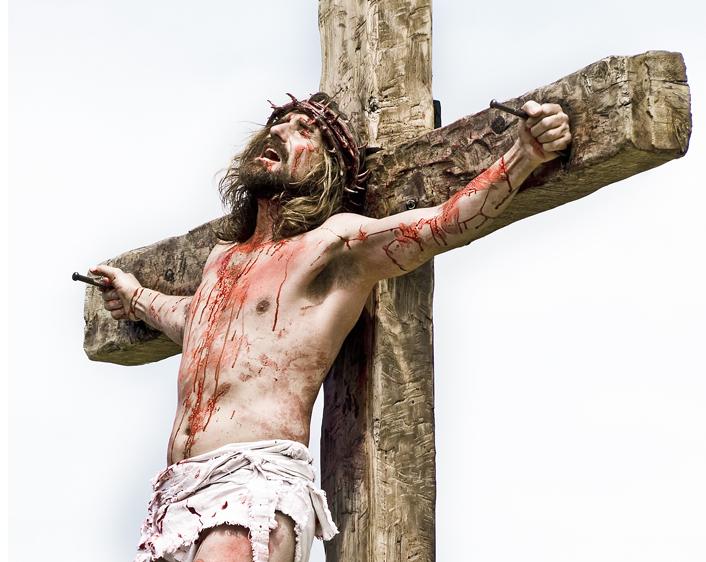 """My God, My God, Why Have You Forsaken Me?"" (Mark15)"