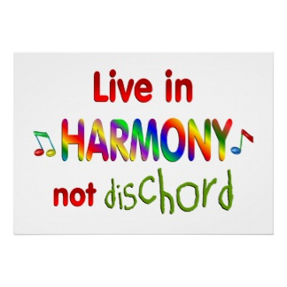 Live In Harmony (Romans 14)