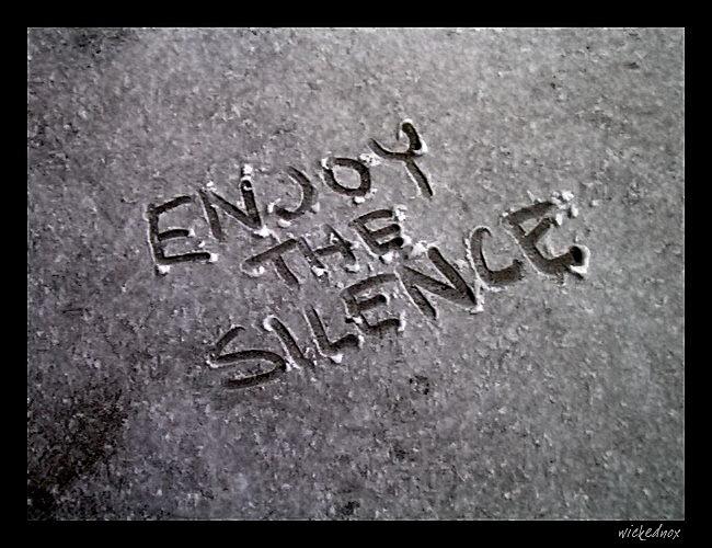 Worship in Silence