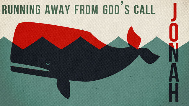 Fleeing from God (Jonah 1)