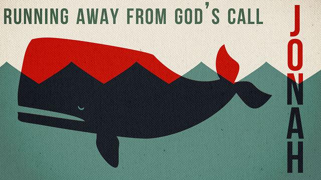Fleeing from God (Jonah1)