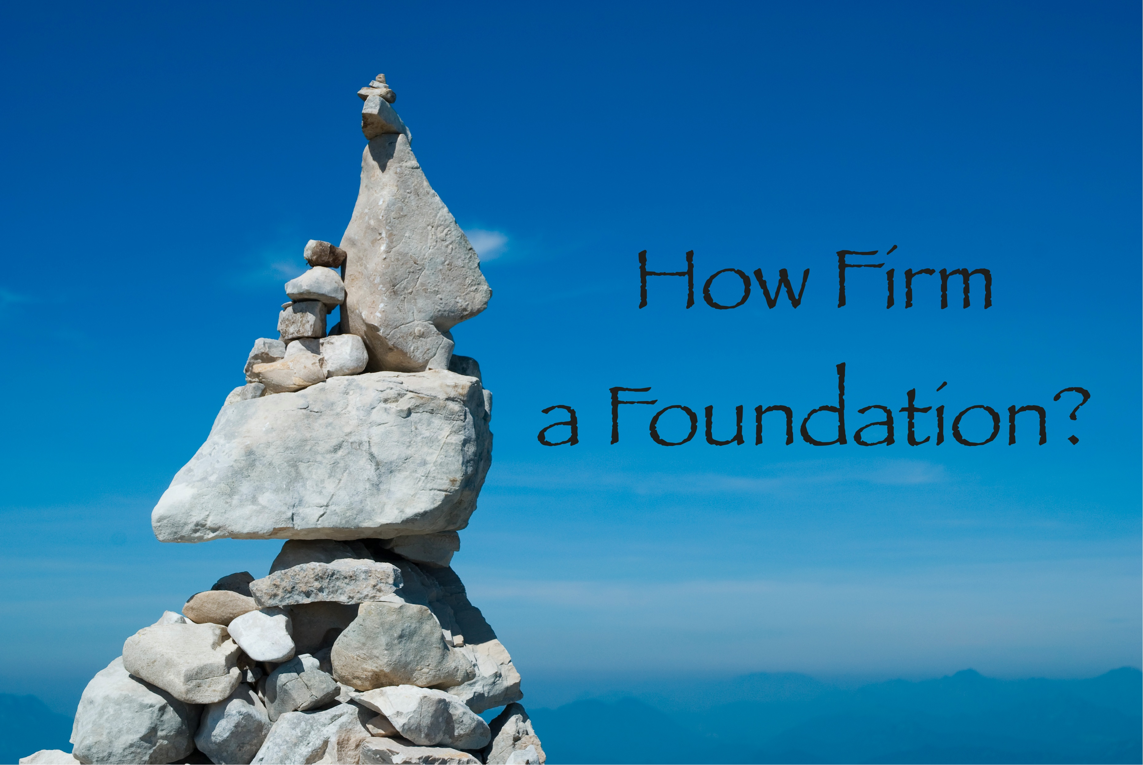 how to create a business founation