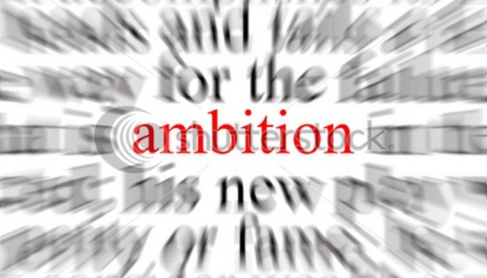 Are You Ambitious? (Judges 9)