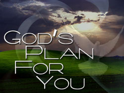 God's Plan (Judges 13)