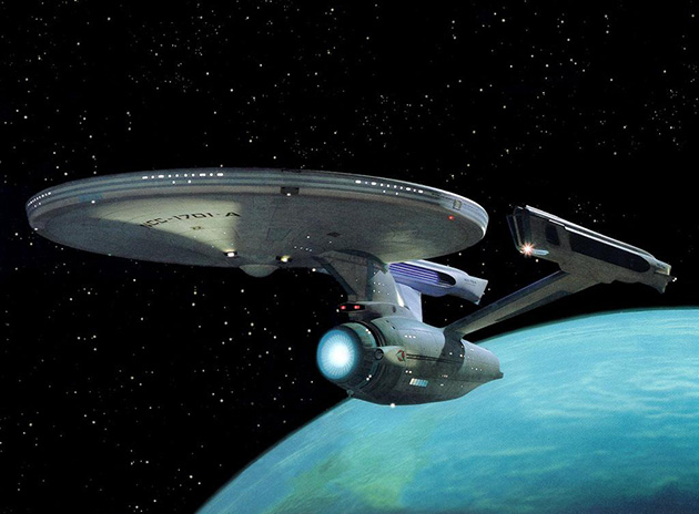 To Boldly Go Where No Man Has GoneBefore…