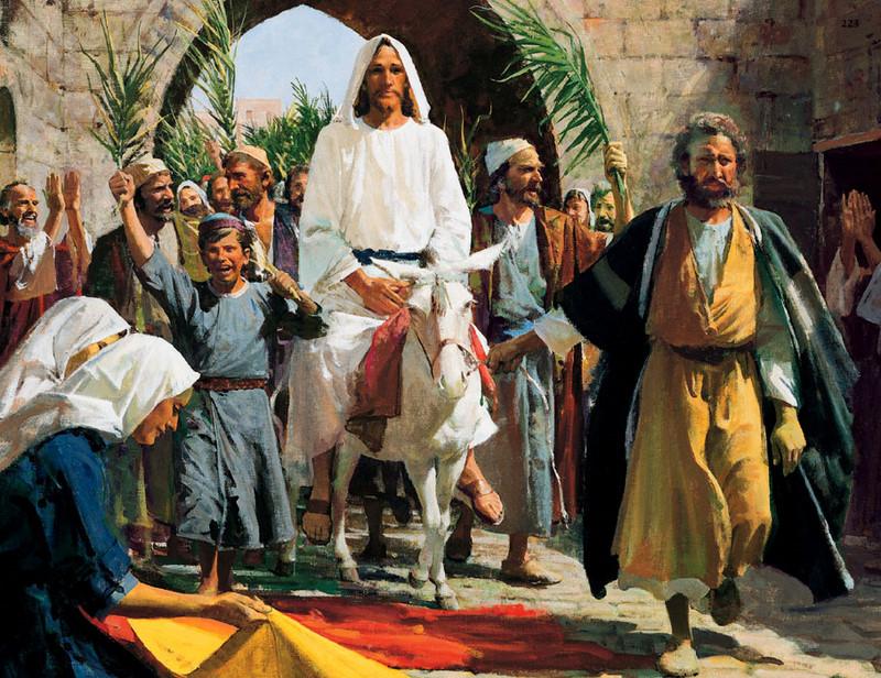 Holy Week Days1&2