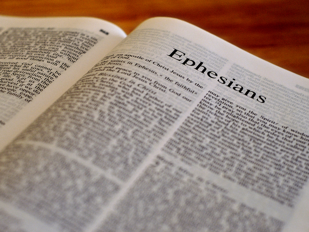 Relationships and Getting Prepared (Ephesians 6)